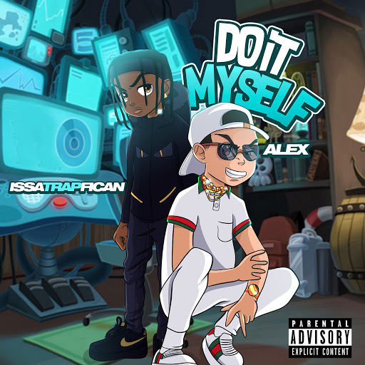 ALEX альбом Do It Myself