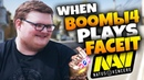 CSGO - WHEN BOOMbl4 PLAYS FACEIT Highlights