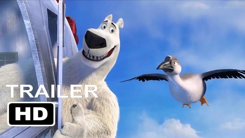 Норм и Несокрушимые Большое путешествие — Русский трейлер (2019)