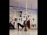 Exotic Pole Dance Любовь Чапина