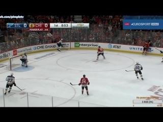 НХЛ 2018-19. Чикаго - Сент-Луис