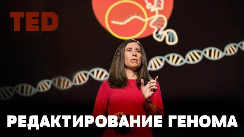 TED | Как мы будем редактировать геном (CRISPR CAS9)