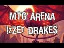 MTG Arena Drakes in Standard with Ravnica Allegiance Дрэйки в Стандарте Выбор Равники