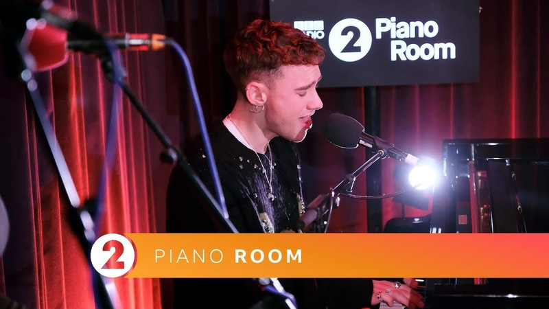 Olly Alexander - If You're Over Me (Radio 2 Piano Room)