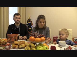 В Новый год в новом доме. Молодым семьям Петербурга вручили ключи от квартир. ФАН-ТВ