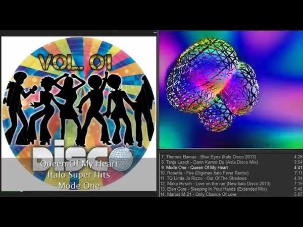 Eurodisco Super Hits vol. 1 (New Euro Disco)