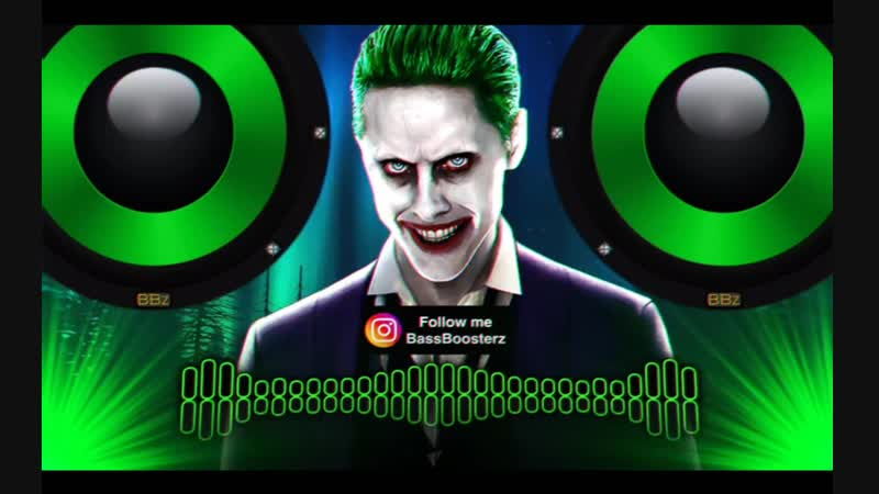 BASS BOSSTED BASS MUSIK MIX 2019 JOKER