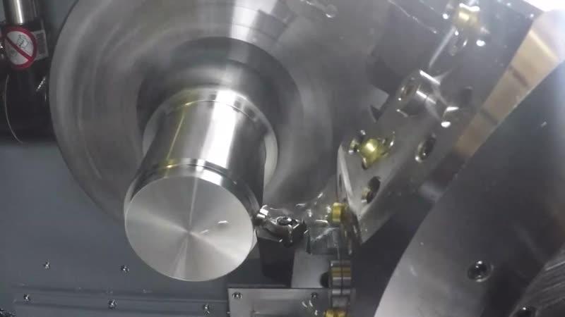Dormer Pramet точение нержавеющей стали. Геометрия NMR, сплав T7325