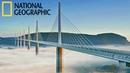 Инженерные идеи Виадук Мийо фильм National Geographic HD