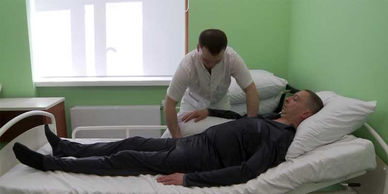 Массаж для лежачей больной на дом пансионат для пожилых на юге москвы