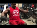 Ronnie Coleman Last Surgery Before Heavy Lifting !