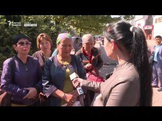 Қытайда туыстары қамалған адамдар БҰҰ ның Алматыдағы өкілдігі алдына келді.