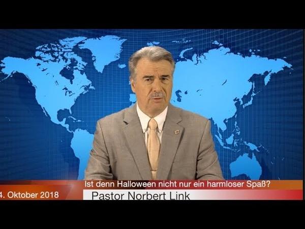 Ist denn Halloween nicht nur ein harmloser Spaß?