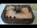 Торт Шоколадли декорлар билан Tort tayyorlash Shokoladli tort tayyorlash