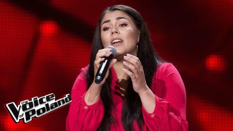 Klaudia Sułat - Nie chcę więcej - Przesłuchania w ciemno - The Voice of Poland 9