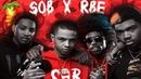 SOB X RBE Hip Hop Beat Tutorial (FREE Project Stems)