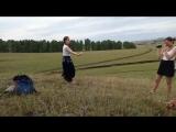 Алсу танцует