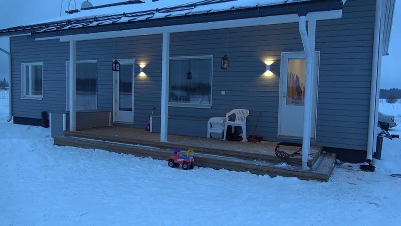 Ипотека в Финляндии Расходы на ЖКХ Финский камин и отопление в Финляндии