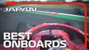 Alonsos Close Shave, Leclercs Perfect 360 The Best Suzuka Onboards 2018 Japanese Grand Prix