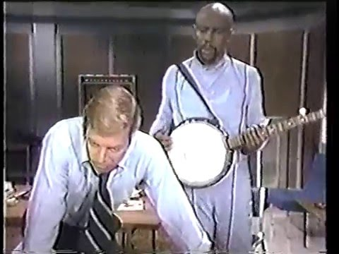 INSIGHT - 1975 - The Man From Inner Space - James Franciscus, Lou Gossett - religious anthology show