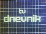 JRT TV Novi Sad - Dnevnik (špica 1980-1991)