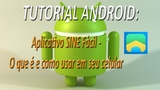 TUTORIAL ANDROID - Aplicativo SINE F