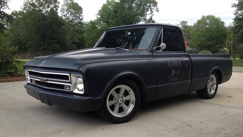 1969 Chevrolet C10 LY6 T56 Air Ride Build Project