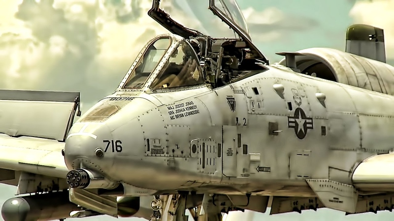 A-10C Warthogs Sent To Philippines For Open-Ended Duty
