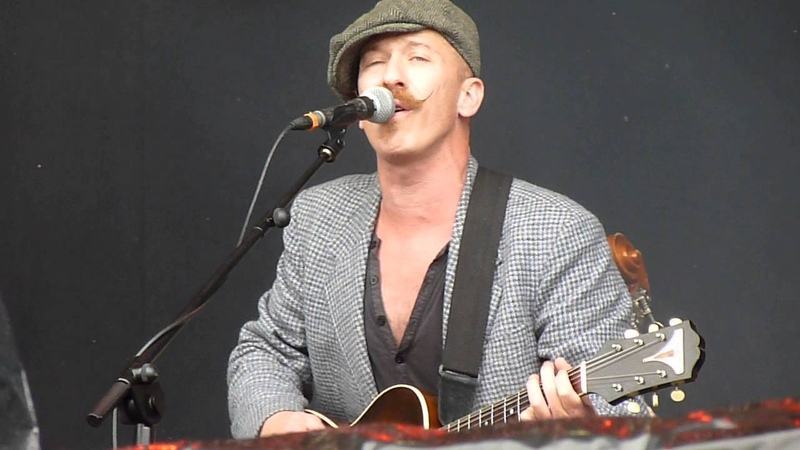 Foy Vance - Shed a Little Light LIVE @ Tennents Vital Festival - Belfast 15.08.2013