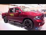 2018 Dodge RAM 1500 Sport - Exterior and Interior Walkaround - 2018 Montreal Auto Show