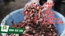 [khomay vn] MÁY CẮT CÁ THỦY SẢN 3A4KW    Máy thái cá mồi