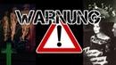 Kontakt mit Verstorbenen aufnehmen Warnung