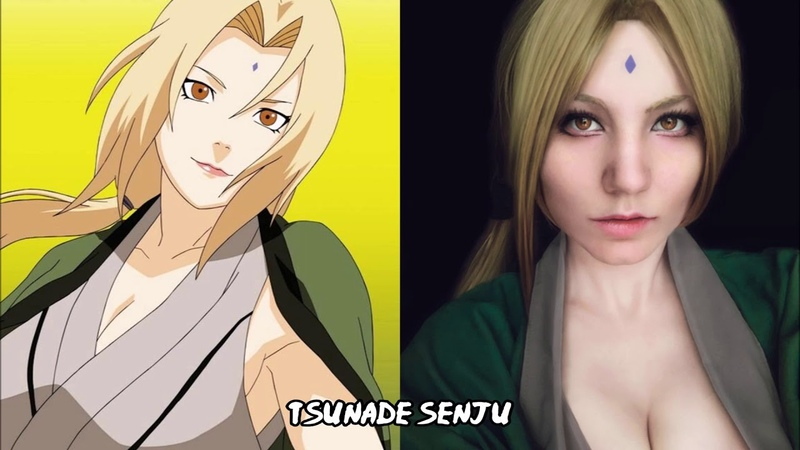 Naruto Characters In Real Life (Naruto Best Cosplay Compilation)
