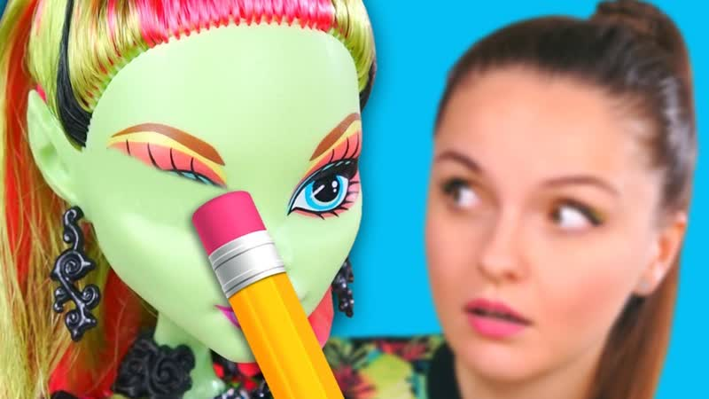 [BersReview] НОВОЕ ЛИЦО ВЕНЕРЫ | ООАК | Обзор и распаковка Venus Gloom and Bloom Monster High
