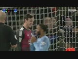 Danny Ward laughing in Sterlings face for trying to be a cocky tit.