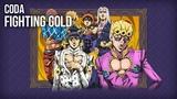 JoJo's Bizarre Adventure: Golden Wind - Opening Full「Fighting Gold」by Coda