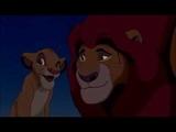 The Lion King - Simba and Mufasa scene