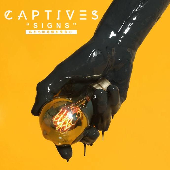 CAPTIVES - Signs [single] (2018)
