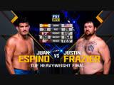 UFC TUF 28 Finale Juan Espino vs. Justin Frazier