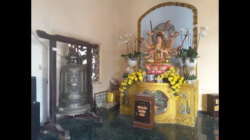 Храм Нгой в Далате, Храм Золотого Будды