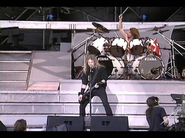 Metallica Harvester of Sorrow (August 17, 1991 - Donington, England)