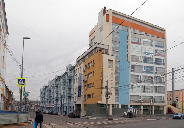 Нижегородская архитектура во всей красе.
