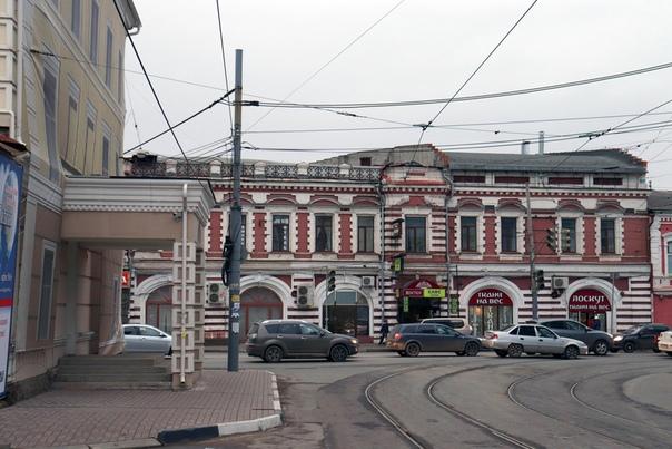 Рубленный фасад