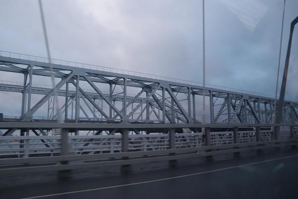 Вид со свежего «Борского» моста
