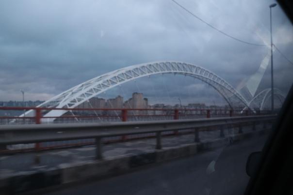 Арка нового моста