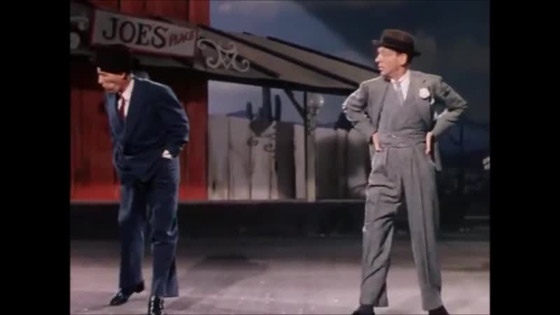 BLUE SKIES \ ГОЛУБЫЕ НЕБЕСА 1946 — США. Дуэт Астэра и Крозби