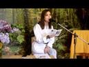Квартирник, 1 отд. Анна Ревякина, поэма Шахтёрская дочь (Донецк, 2018-05-05)