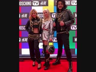 Юлианна Караулова, Яна Рудковская и Филипп Киркоров на самой креативной вечеринке года H&Moschino 💥