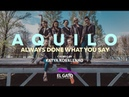 Aquilo - Always Done What You Say | Contemporary I Katya Kovalenko