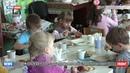 Жизнь в детском саду прифронтовой Старомихайловки